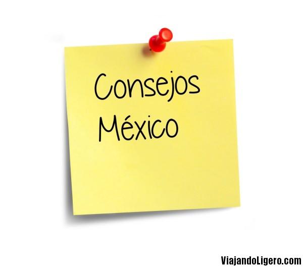 Consejos para viajar por México