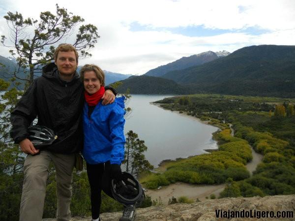Mirador Lago Puelo
