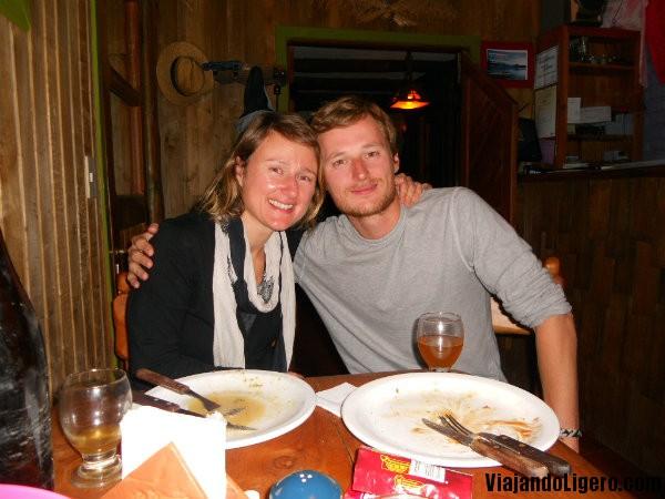 Tharien y Erik