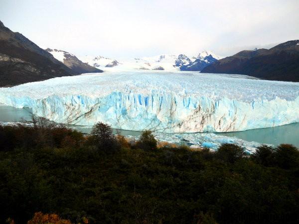 Perito Moreno frente