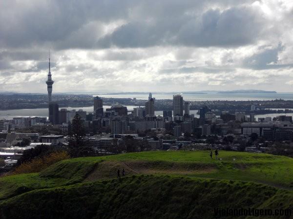 Auckland syline