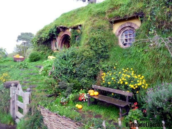 hobbitton casa Bilbo