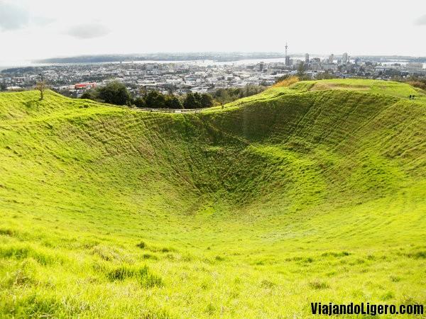 Monte Edén Auckland