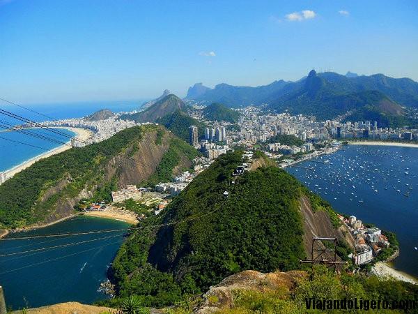 Río de Janeiro - Pan de Azúcar