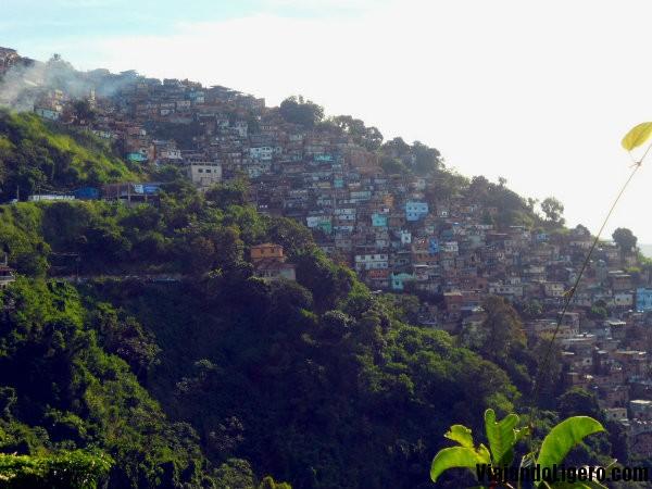 Favelas Rio