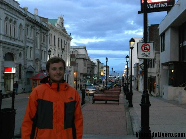 Punta Arenas, centro
