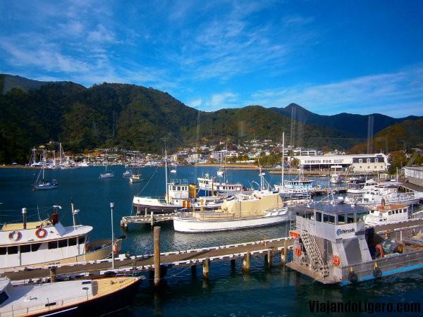 Puerto de Picton, Picton Harbour
