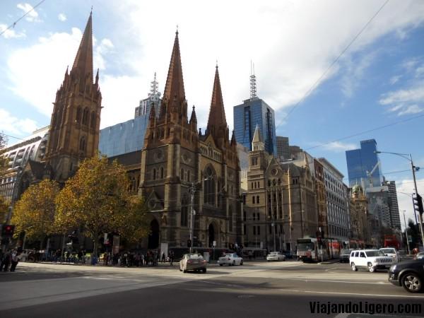 Catedral San Pablo Melbourne