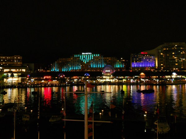 Darling Harbour Sidney Australia
