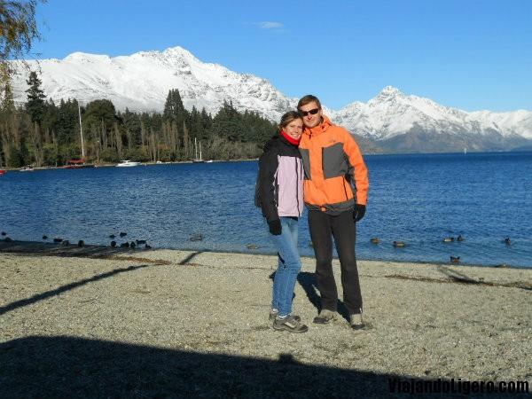 Queenstown Lago Wakatipu
