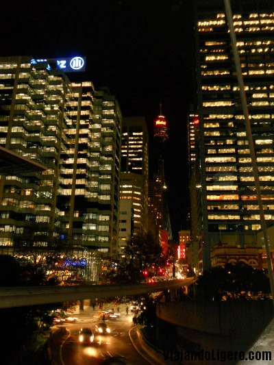 Sydney Tower Eye Australia