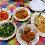Comida de Padang