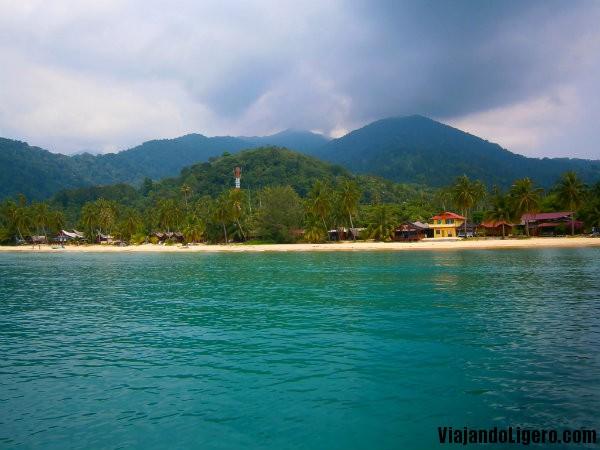 Juara, Tioman, Malasia