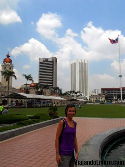 Plaza Independencia Kuala Lumpur