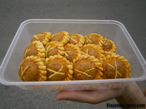 Nonya Pineapple tarts