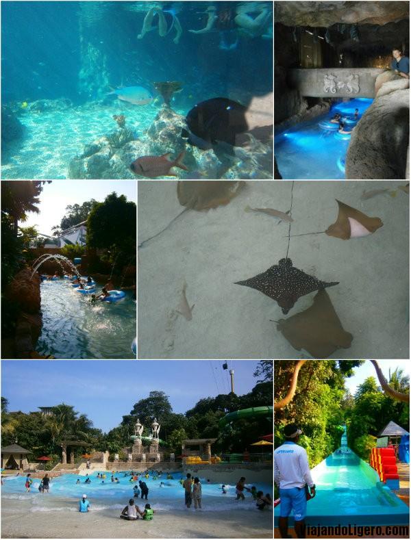 Aquapark Universal Studios
