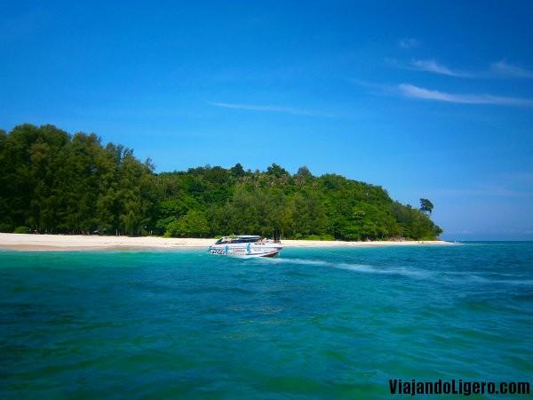Bamboo Island, Koh Phi Phi