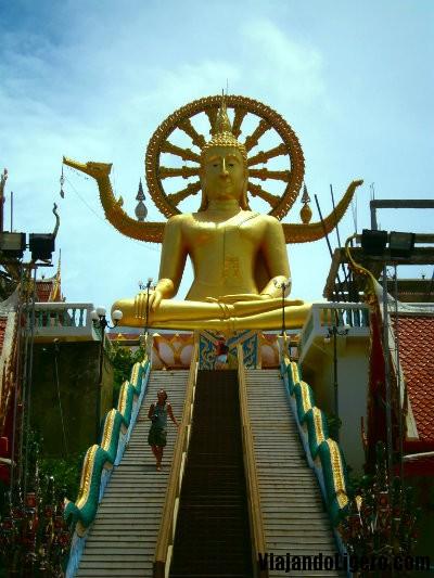 Gran Buda, Koh Samui