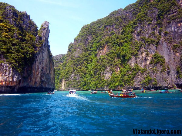 Blue Lagoon, Koh Phi Phi