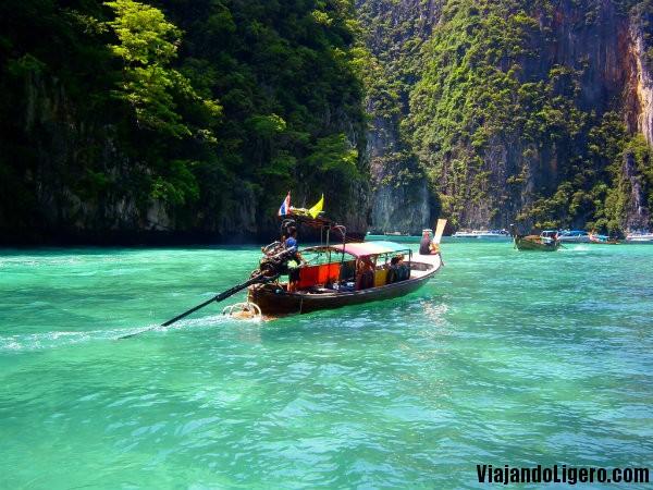 Blue Lagoon, Tailandia