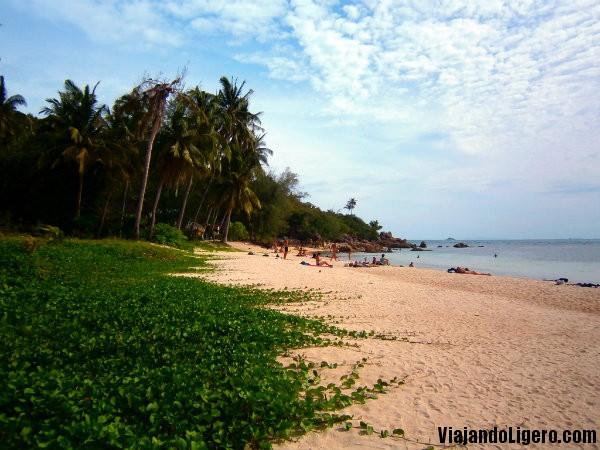 Chao Pao Beach, Koh Phangan