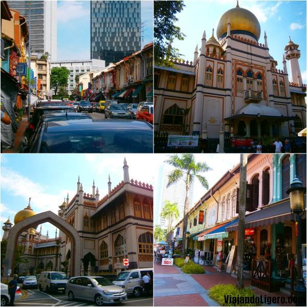 Mezquita Kampong Glam, Singapore