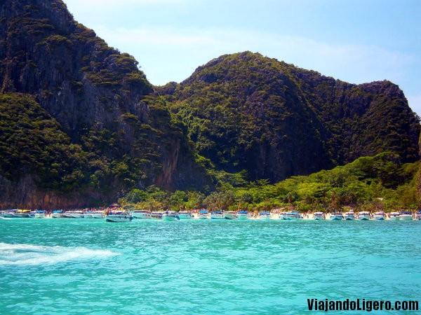 Maya Beach, Koh Phi Phi