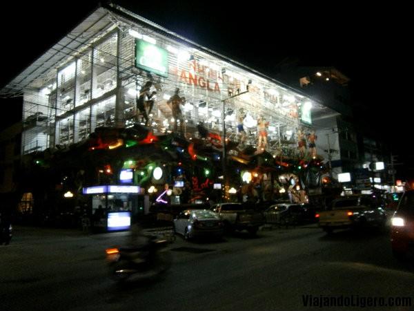Muay Thai, Patong