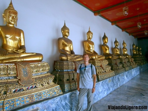 Wat Pho, templo del Buda reclinado