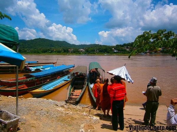 Cruzando el Mekong