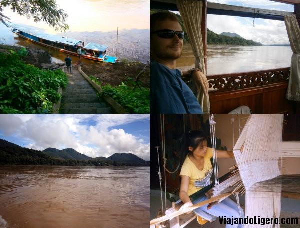Mekong, Luang Prabang