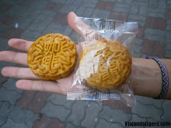 Mooncakes Singapur
