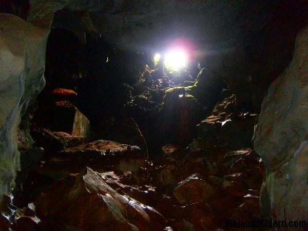 Phu Kham cave, Vang vieng