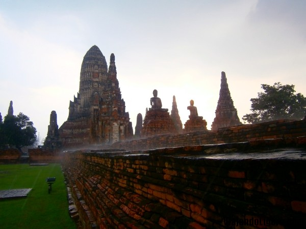 Wat Chai Wattanaran, Ayutthaya