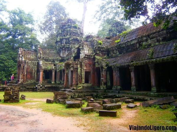 Ruinas de Ta Phrom