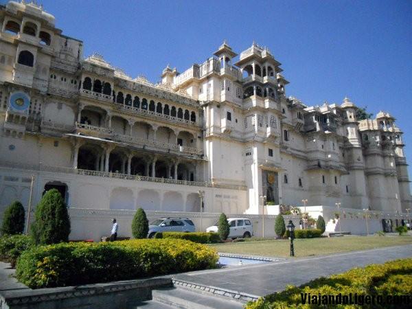 palacio de la Ciudad, Udaipur