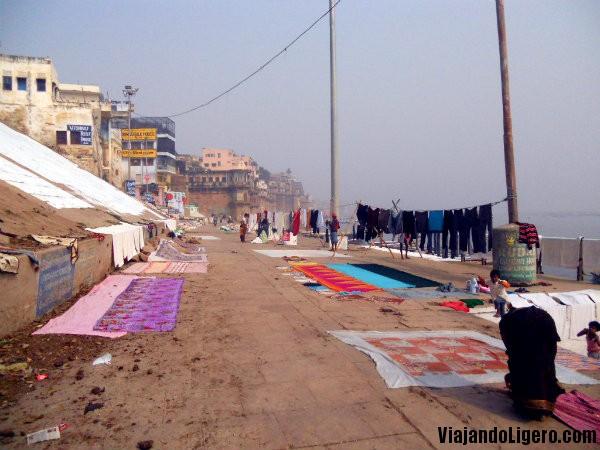 Ganges, colada