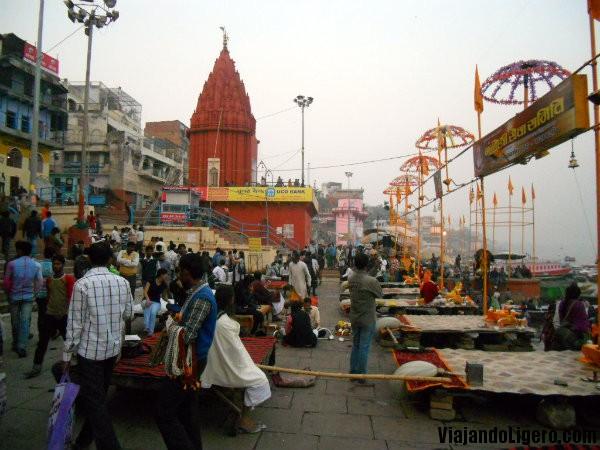 Ghat Dasaswamedh, Varanasi