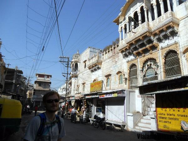 Calles de Jodhpur