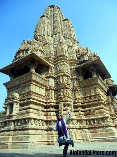 Templo Kandariya, Khajuraho