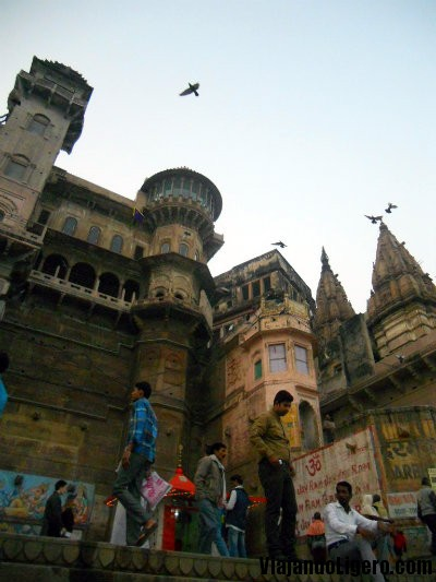 Ghat Kedar, Varanasi