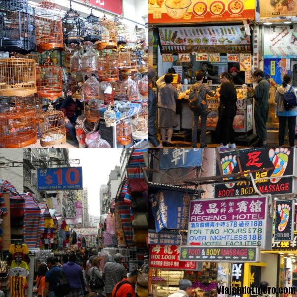 Mercados Mong Kok