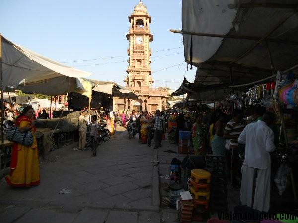 Mercado de Jodhpur