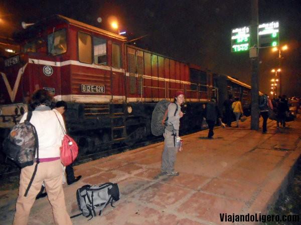 Tren Noche Sapa