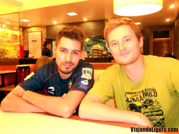 Fernando y Erik