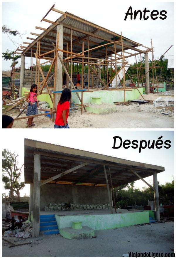 Anfiteatro Logon Elementary School, Malapascua