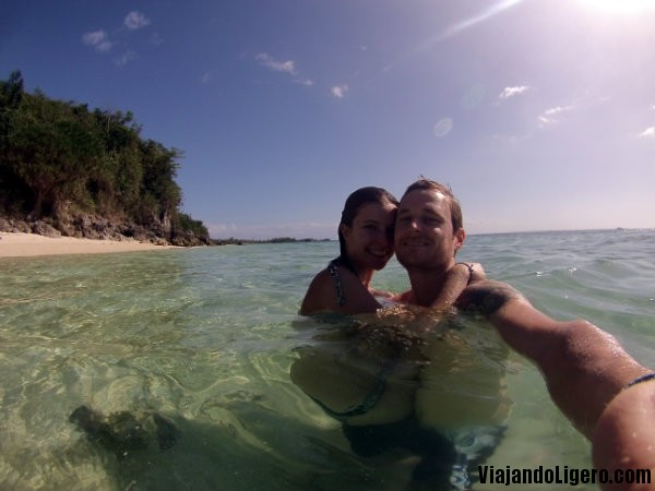 Día de playa en Malapascua