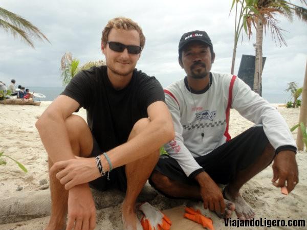 Con Gilly, Malapascua