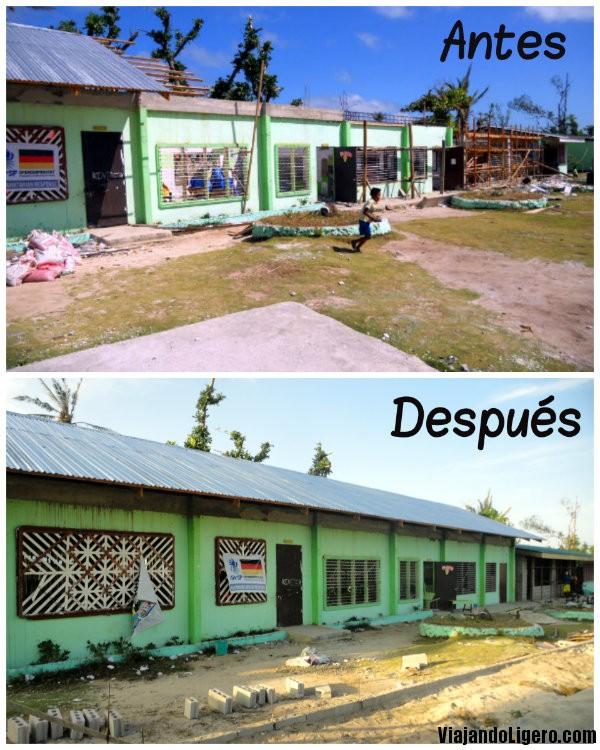 Logon Elementary School, Malapascua