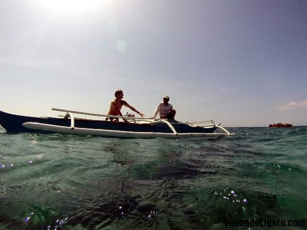 Gilly nos lleva a hacer snorkel